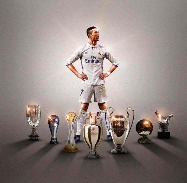 2016, l'année incroyable de Cristiano Ronaldo