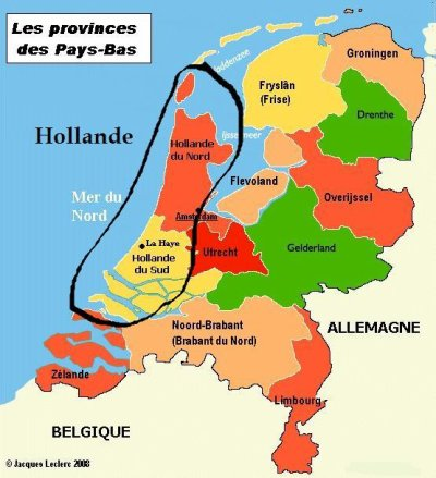 Dit-on Hollande ou Pays-Bas ?