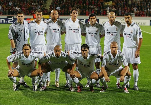 Selon moi, la plus belle équipe de tous les temps !