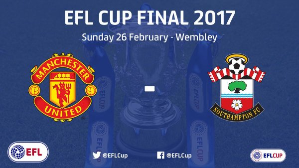 Finale de l'English League Cup 2017