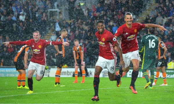 Manchester United remporte l'English League Cup 2017