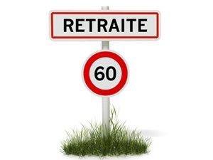 Entrée en vigueur de la retraite à 60 ans en France