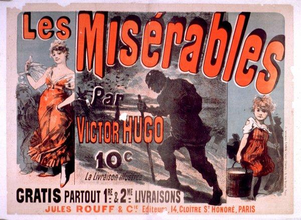 Publication des Misérables