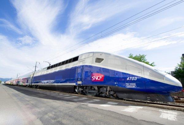 Record de vitesse pour le TGV