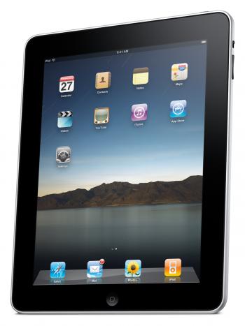 Sortie de l'iPad de 1ère génération par Apple