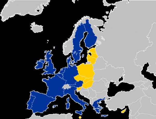 2003, 10 nouveaux membres dans l'UE