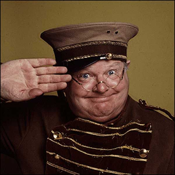 Disparition de Benny Hill
