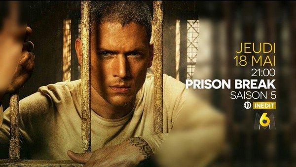 Prison Beak saison 5