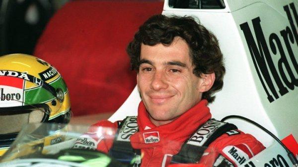 Décès d'Ayrton Senna