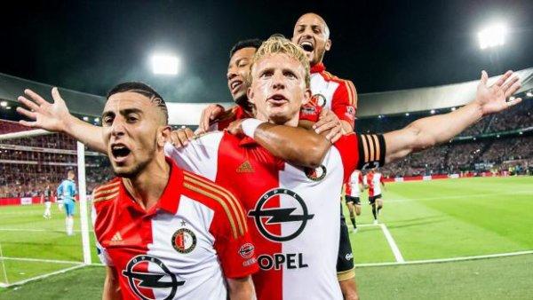 Feyenoord remporte la Eredivisie 2017