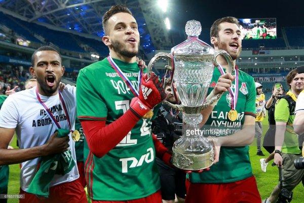 Le Spartak Moscou remporte la Russian Premier League 2017