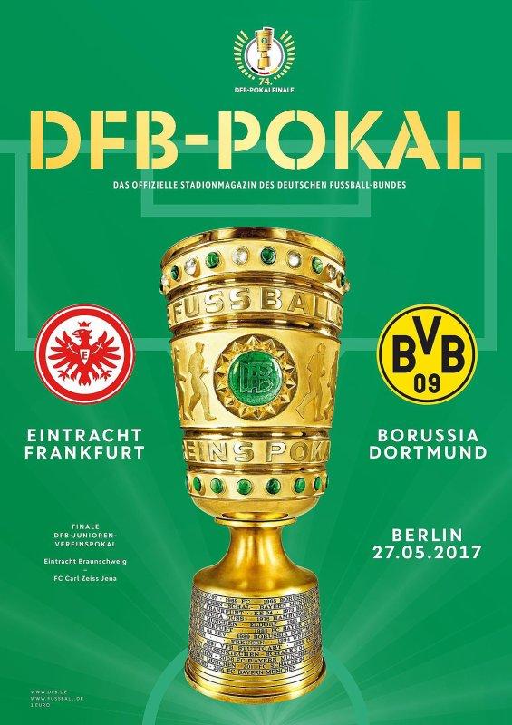 Finale de la Coupe d'Allemagne 2017