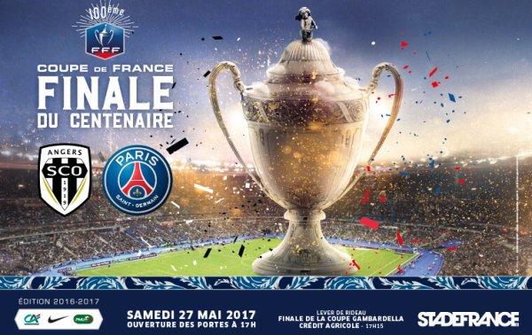 Finale de la Coupe de France 2017