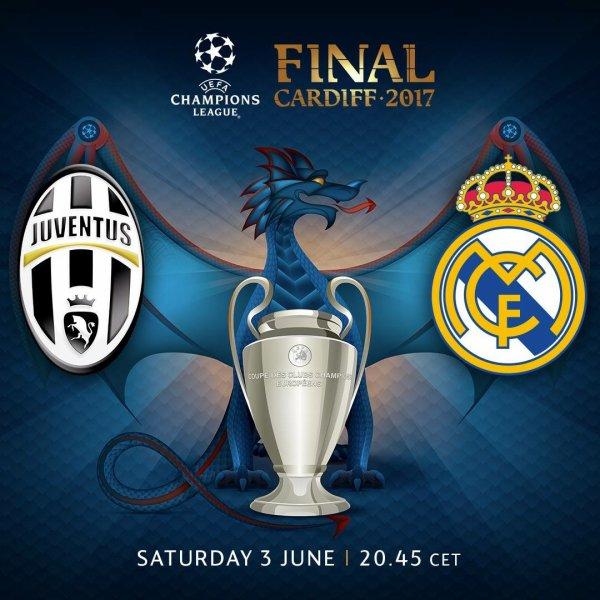Finale de l'UEFA Champions League 2017