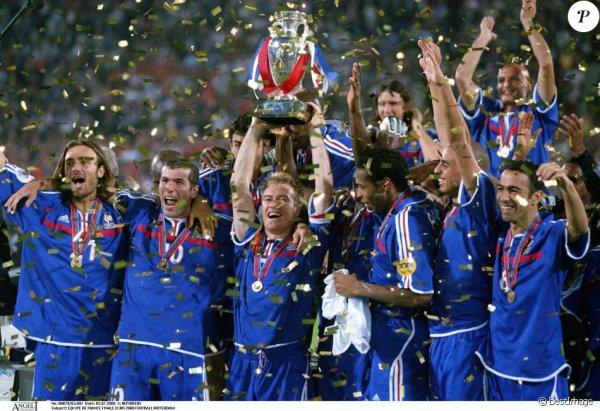 Euro 2000 : victoire de la France