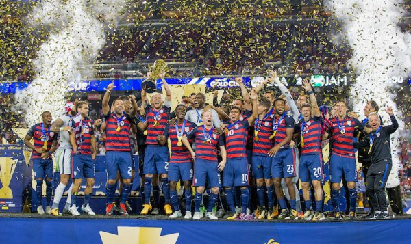 Gold Cup 2017 : victoire des USA