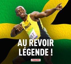 Usain Bolt : les adieux d'un champion