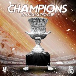 Le Real remporte la Supercoupe d'Espagne 2017