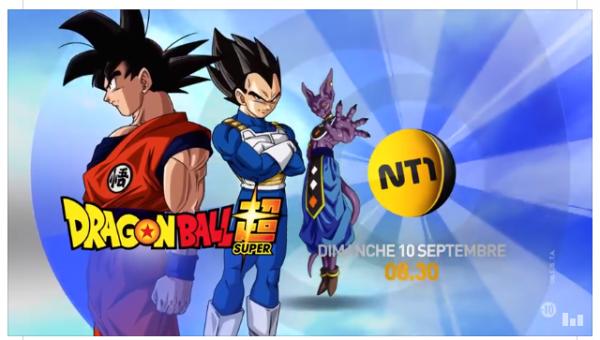 Dragon Ball Super déboule sur nos écrans ...
