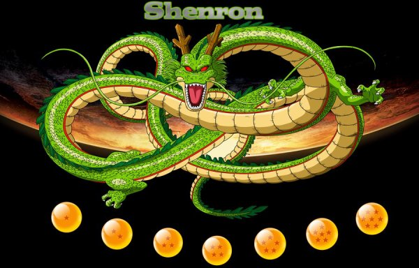 La Battle du Jour : Shenron vs Porunga