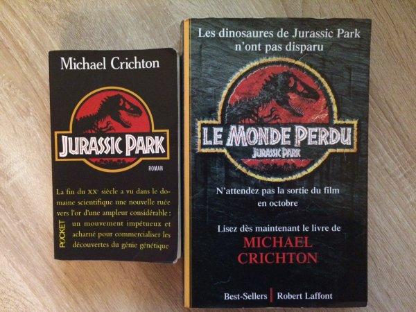 Disparition de Michael Crichton