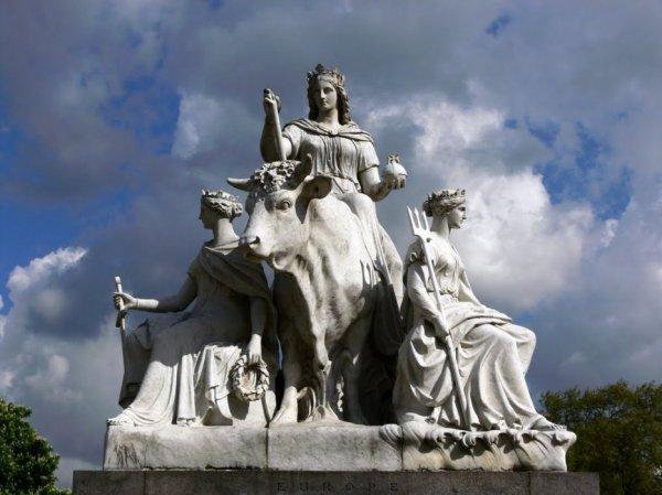 Origine Mythologique de l'Europe