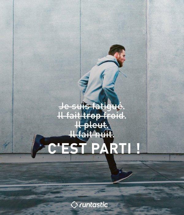 Stop aux excuses ...