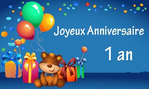 Joyeux anniversaire !!!