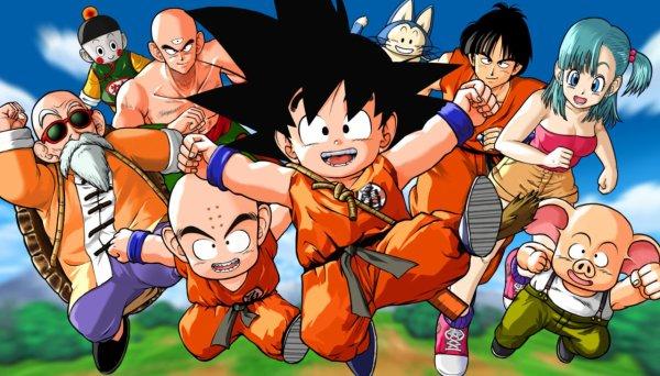 Première diffusion en France de Dragon Ball ...