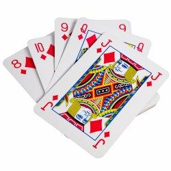 Les jeux de cartes ...