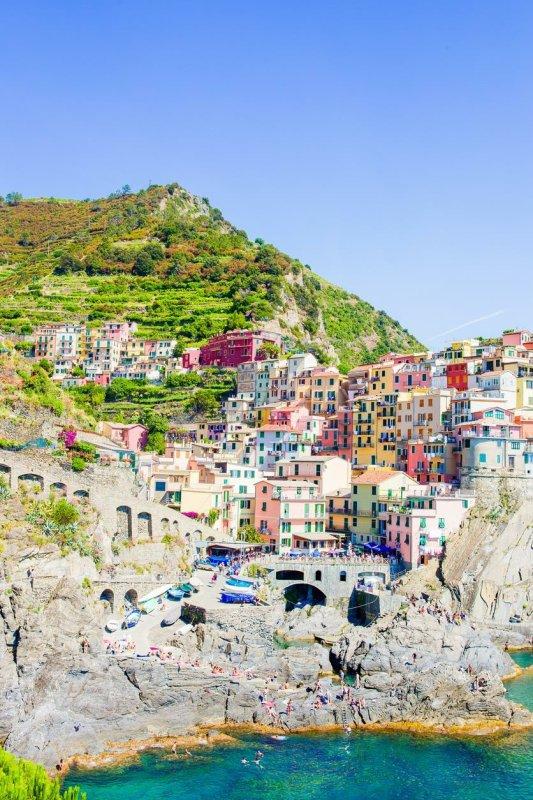 Manarola (Italie)
