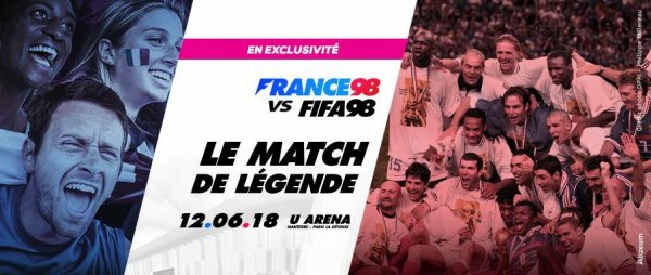 Le match de Légende ...