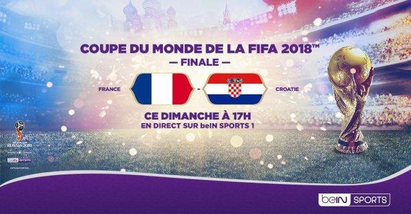 Finale de la Coupe du Monde ce soir !!!