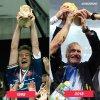 Deschamps soulève la Coupe du Monde 20 ans après ...
