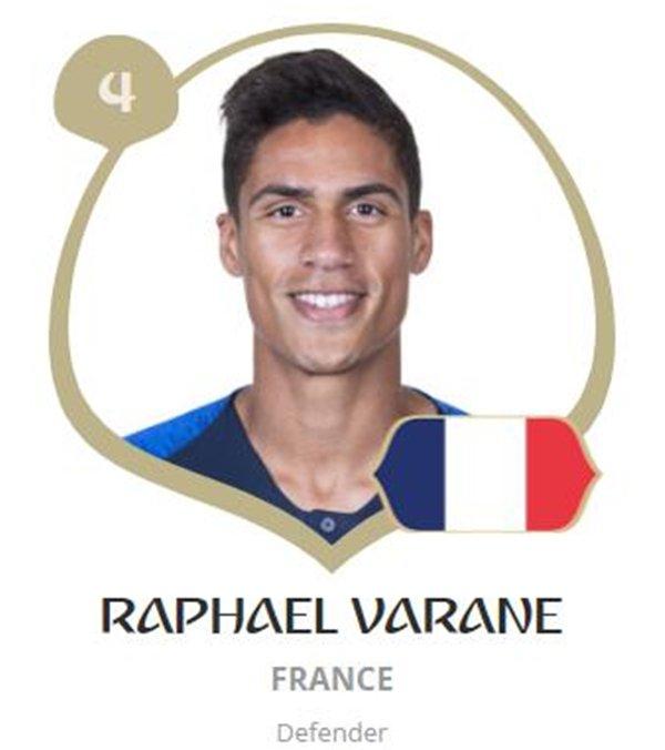 A seulement 25 ans, le palmarès hors du commun de Raphaël Varane !!!