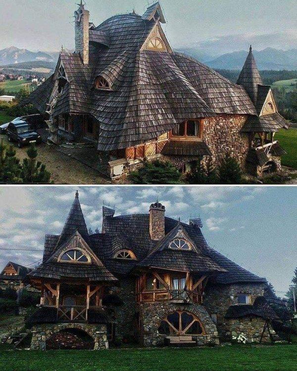 Montagnes Tatras (Pologne)