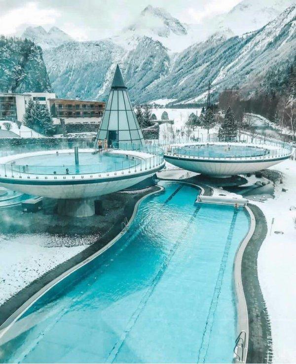 Aqua Dome (Autriche)