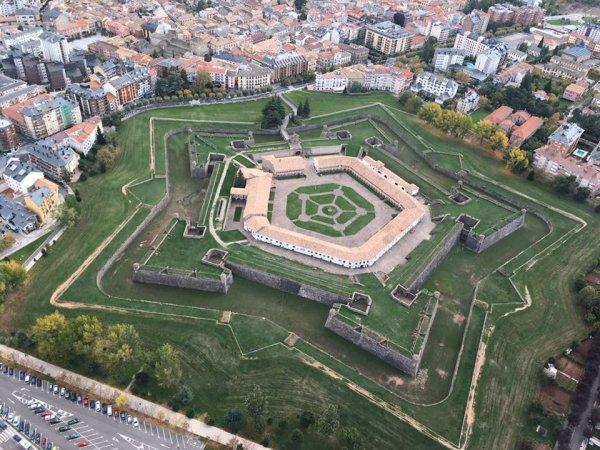 Ciudadela de Jaca (Espagne)