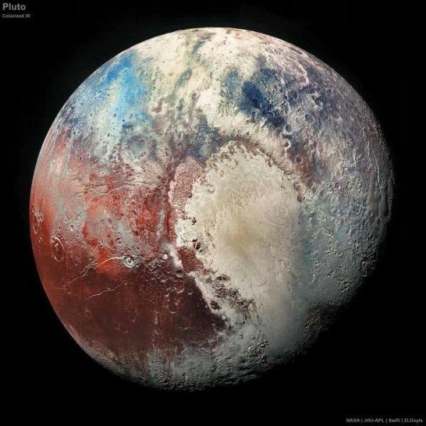 Pluton ...