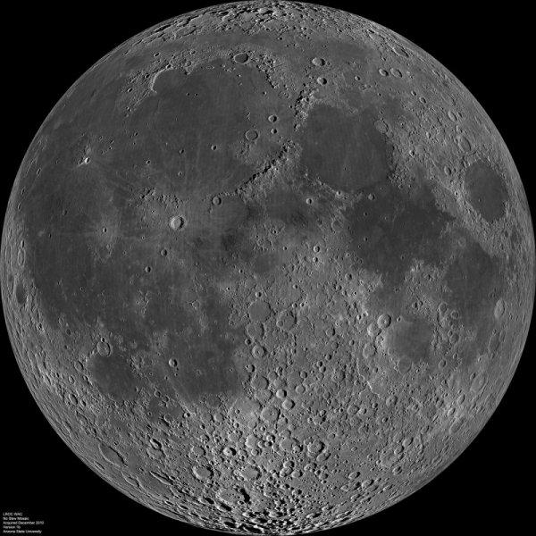 La Lune ...