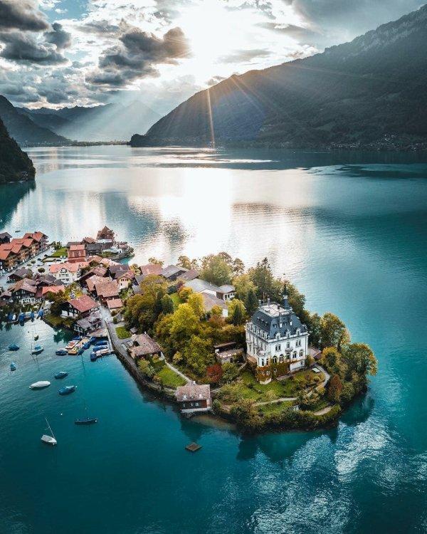 Iseltwald (Suisse)