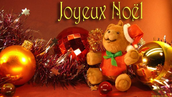 - JOYEUX NOEL PETITS ET GRANDS -