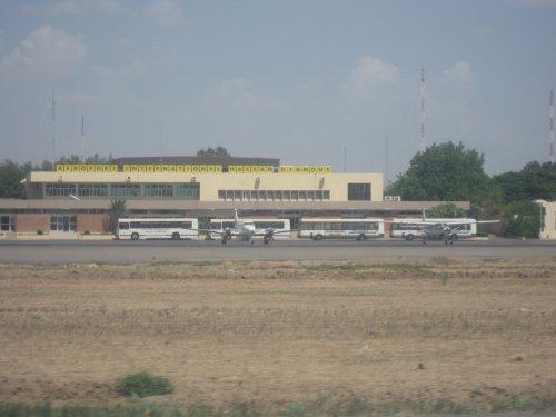 1985, Aéroport de N'djaména