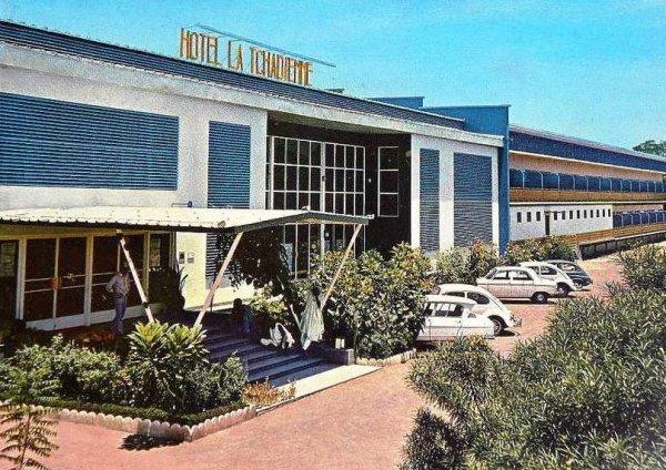 L'Hôtel la Tchadienne, N'djaména