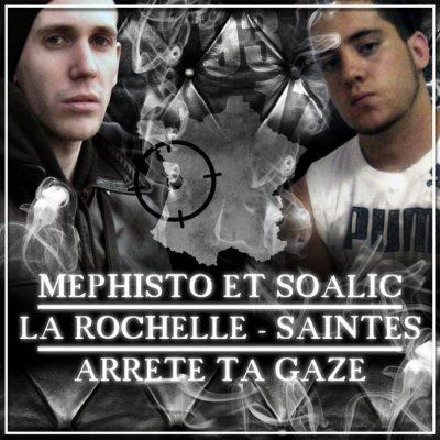 Mephisto feat Sooalic - Arrête ta Gaze