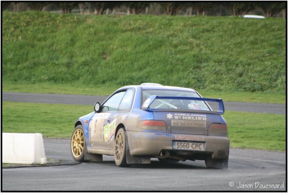 Eric PONTOIZEAU (photos ci-contre) a vendu sa Subaru A8W...