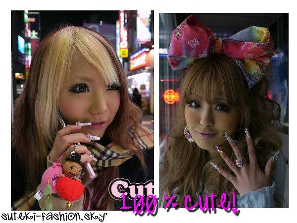 ★ Gals/ Gyaru ★