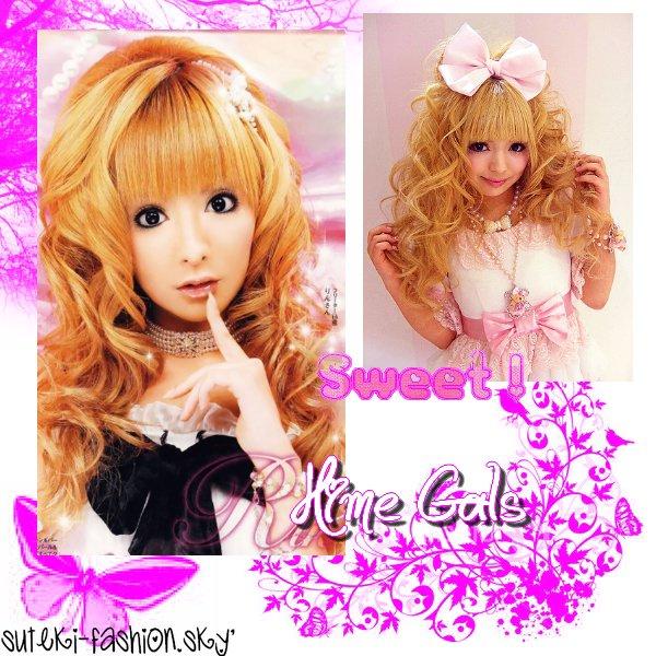 ♣ Hime Gals ♣