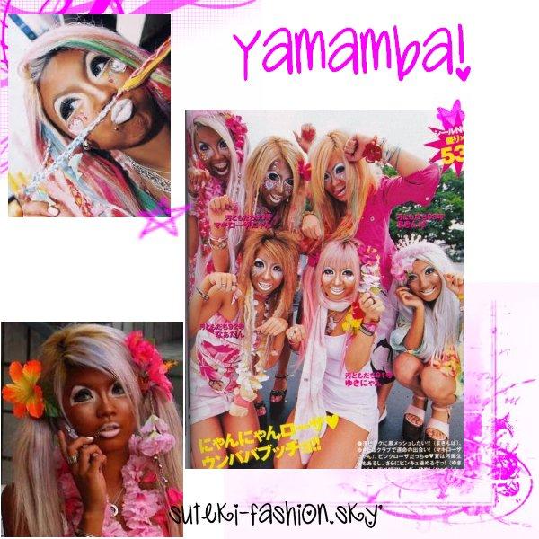 ○ Yamamba ○