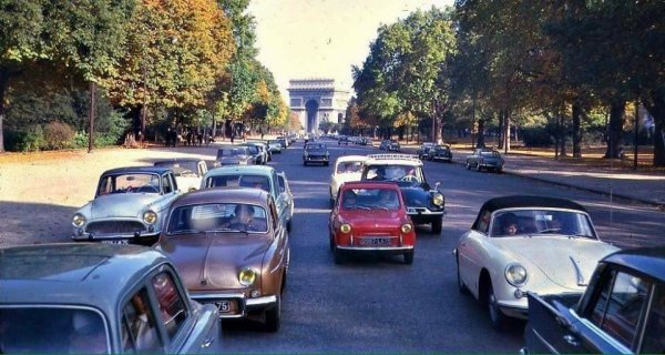 les années 60
